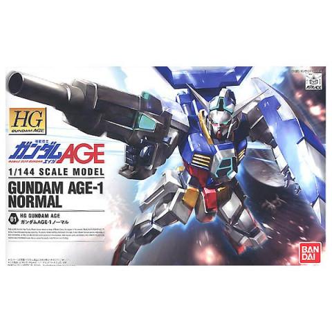Gundam HG 1/144 Gundam Age-1 Normal