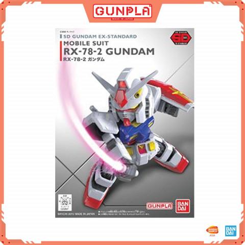 Gundam SDX Standard RX-78-2 Gundam (GunPla)