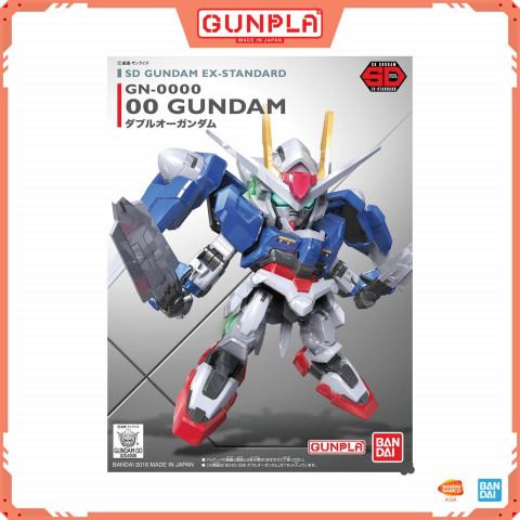 Gundam SDX Standard OO Gundam (GunPla)