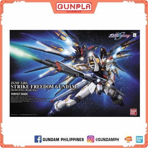 Gundam PG 1/60 Strike Freedom Gundam (GunPla)