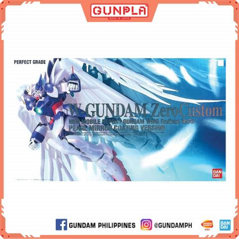 GUNDAM - PG W-GUNDAM ZERO CUSTOM