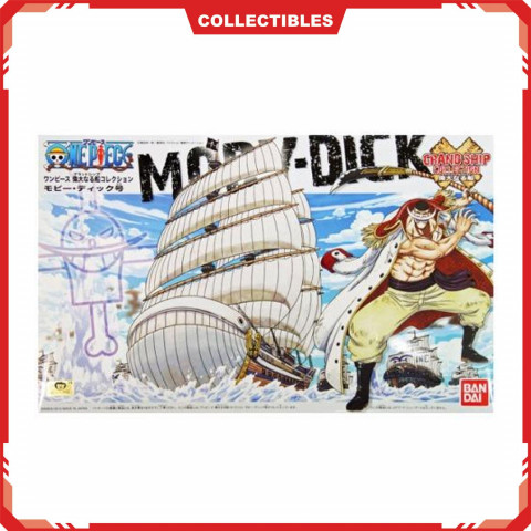 Bandai One Piece Grand Ship Collection Moby Dick