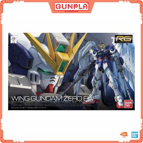 Gundam RG 1/144 Wing Zero Custom EW (GunPla)