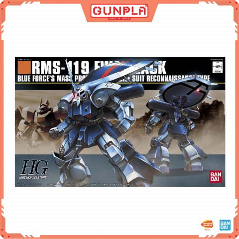 GUNDAM - HGUC EWAC ZACK