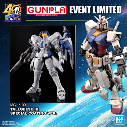 MG 1/100 TALLGEESE ? [SPECIAL COATING]