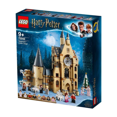 LEGO® Harry Potter™ 75948 Hogwarts™ Clock Tower, Age 9+, Building Blocks (922pcs)