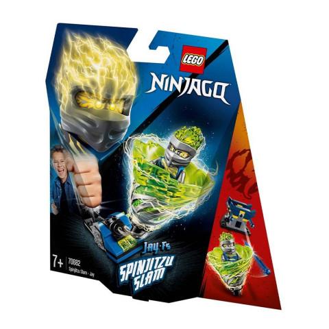 LEGO® Ninjago® 70682 Spinjitzu Slam - Jay, Age 7+, Building Blocks (72pcs)