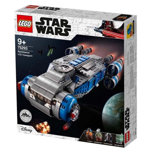 LEGO® Star Wars™ 75293 Resistance I-TS Transport, Age 9+, Building Blocks, (932pcs)