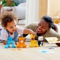 LEGO® DUPLO® 10955 Animal Train, Age 1½+, Building Blocks, 2021 (15pcs)