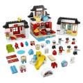 LEGO® DUPLO® 10943 Happy Childhood Moments, Age 2+, Building Blocks, 2021 (227pcs)
