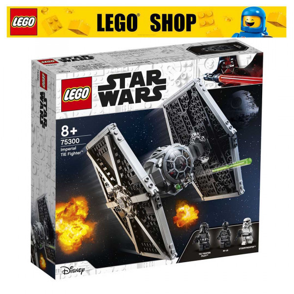 LEGO® STAR WARS 75300 IMPERIAL TIE FIGHTER, AGE 8 ...