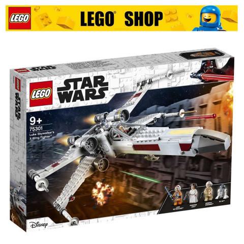 LEGO® Star Wars™ 75301 Luke Skywalker's X-wing Fighter, Age 9+, Building Blocks, 2021 (474pcs)