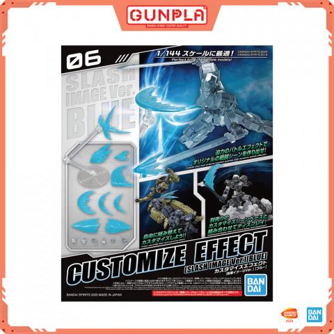 Gundam JP Customize Effect (Slash Image Ver.) [Blue]
