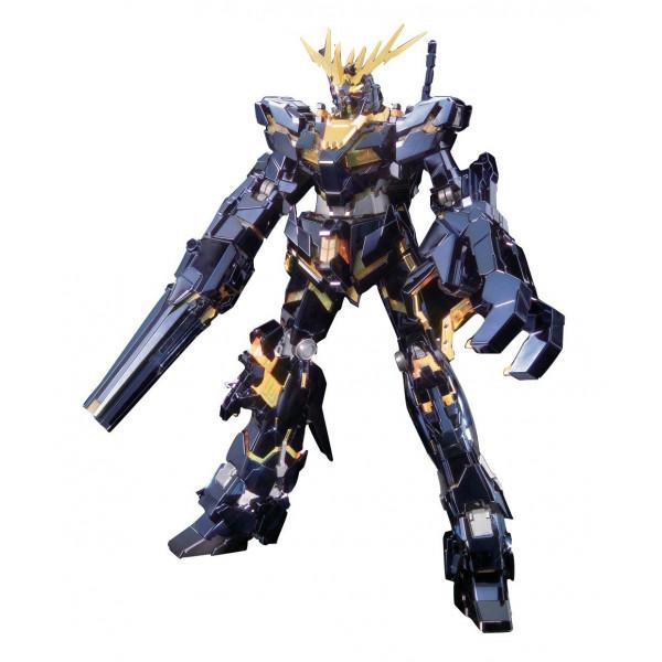 Gundam MG 1/100 Rx-0 Unicorn Gundam 2 Banshee Titanium Finish Ver.
