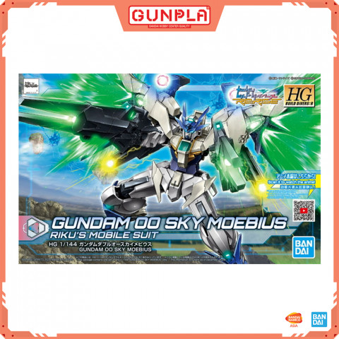 Gundam HGBD:R 1/144 OO Sky Moebius