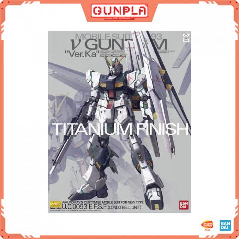 Gundam JP MG 1/100 RX-93 ?gundam Ver.Ka Titanium Finish