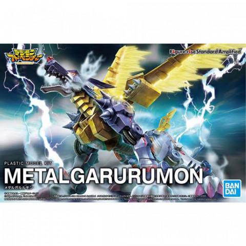 Bandai Figure-Rise Standard Metal Garurumon