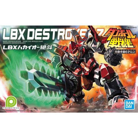 Bandai LBX Destroyer Z