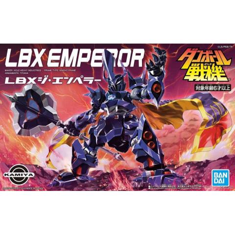 Bandai LBX The Emperor