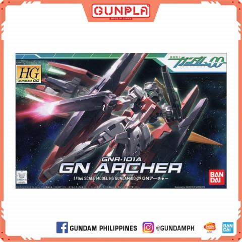 Gundam HG 1/144 GN Archer (GunPla)