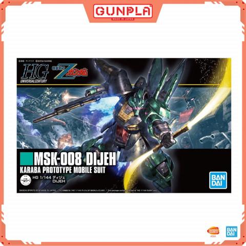 Gundam HG 1/144 Dijeh (GunPla)