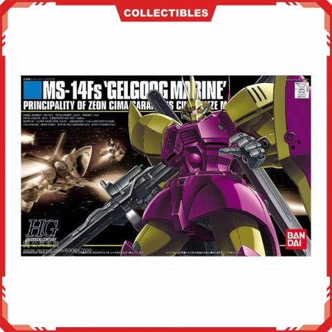 Gundam HG 1/144 MS-14Fs Gelgoog Marine (GunPla)