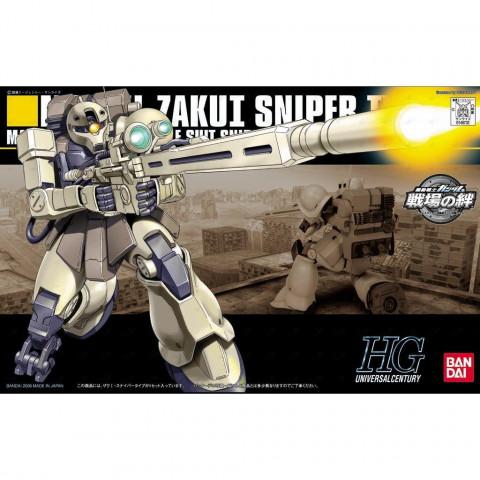 Gundam HG 1/144 MS-05L Zaku I Type