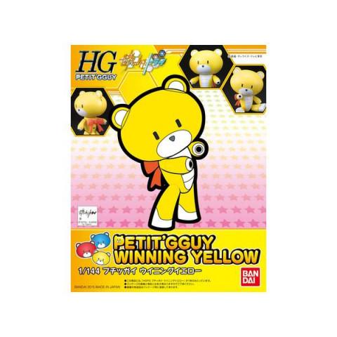 Gundam Petit Gguy Winning Yellow