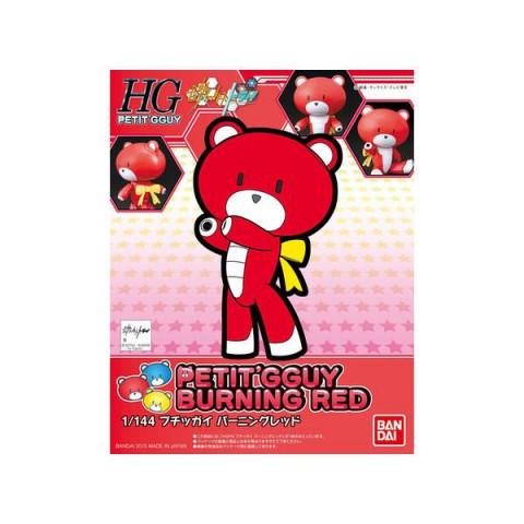 Gundam PetitGguy Burning Red (Gunpla)
