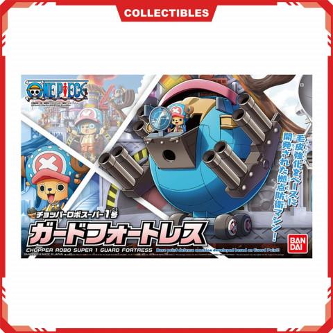One Piece Chopper Robo Super 01 Guard Fortress (GunPla)