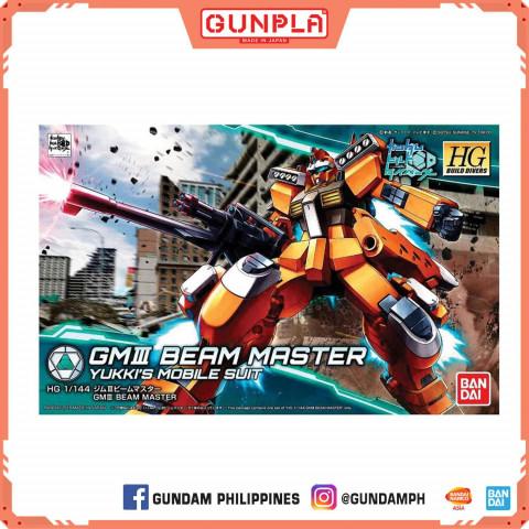 Gundam HG 1/144 GM III Beam Master (GunPla)