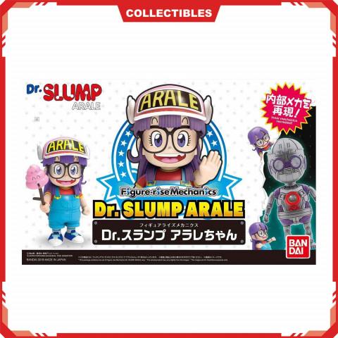 Bandai Figure-Rise Mechanics Dr. Slump Arale