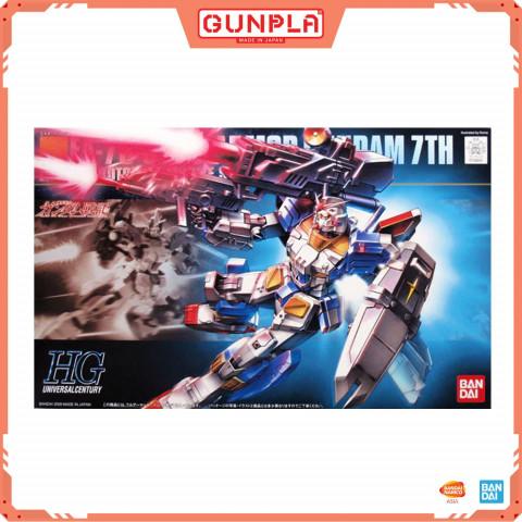 Gundam HG 1/144 RX-78-3 Full Armor Gundam 7th (GunPla)