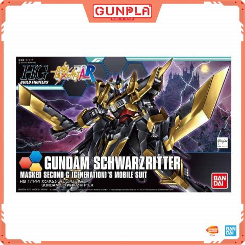 Gundam HG 1/144 Schwarzritter