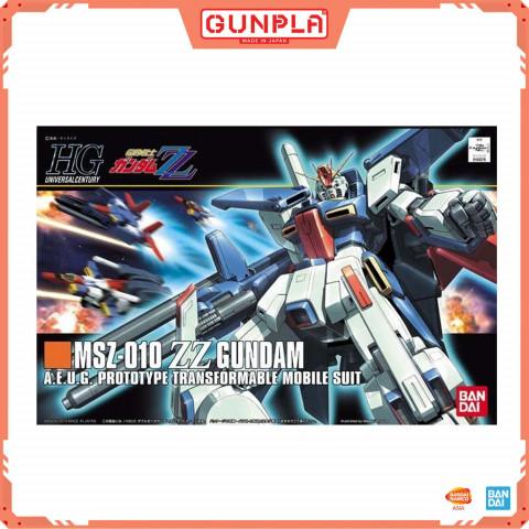 Gundam HG 1/144 ZZ Gundam (GunPla)