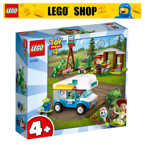 LEGO® Toy Story™ 10769 Toy Story 4 RV Vacation, Age 4+, Building Blocks (178pcs)