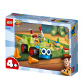 LEGO® Toy Story™ 10766 Woody & RC, Age 4+, Building Blocks (69pcs)