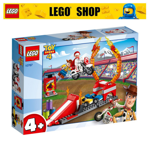LEGO® Toy Story™ 10767 Duke Caboom's Stunt Show, Age 4+, Building Blocks (120pcs)