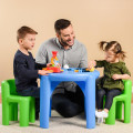Little Tikes Outdoor Bright N Bold Table And Chairs