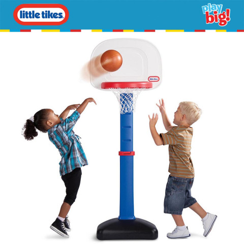 Little Tikes Outdoor Totsports Easy Score Basketball Set