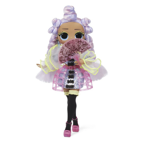 [PRE-ORDER] L.O.L Surprise O.M.G Dance Doll Miss Royale, Age 6+