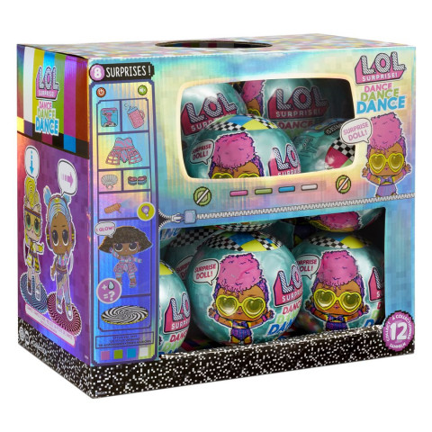 [PRE-ORDER] L.O.L Surprise Dance Tots, Age 4+, Asst.
