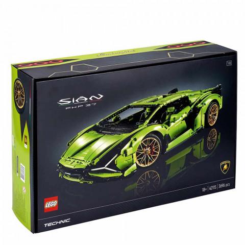 LEGO® Technic 42115 Lamborghini Sián FKP 37, Age 18+, Building Blocks, 2020 (3696pcs)