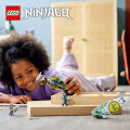 LEGO® 71745 Ninjago Lloyd'S Jungle Chopper Bike, Age 7+ Building Blocks, 2021 (327pcs)