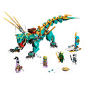 LEGO® 71746 Ninjago Jungle Dragon, Age 8+ Building Blocks, 2021 (183pcs)