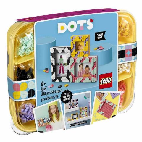 LEGO® DOTS 41914 Creative Picture Frames, Age 6+, Building Blocks, 2020 (398pcs)