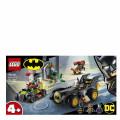 LEGO® Super Heroes 76180 Batman™ vs. The Joker™: Batmobile™ Chase, Age 4+, Building Blocks, 2021 (136pcs)