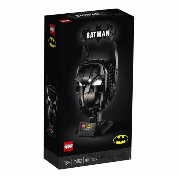 LEGO® Super Heroes 76182 Batman™ Cowl, Age 18+, Building Blocks, 2021 (410pcs)
