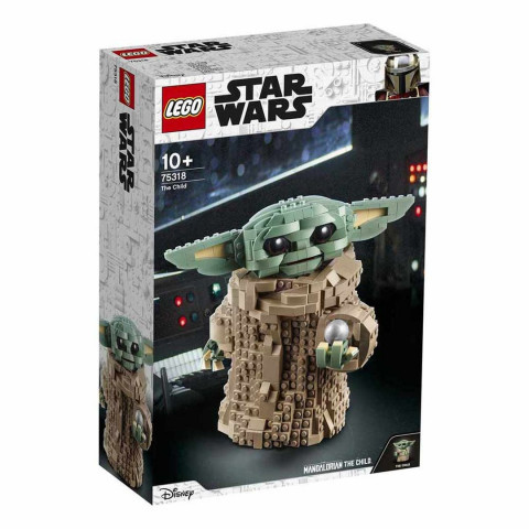 LEGO® Star Wars™ 75318 The Child, Age 10+, Building Blocks, 2020 (1075pcs)