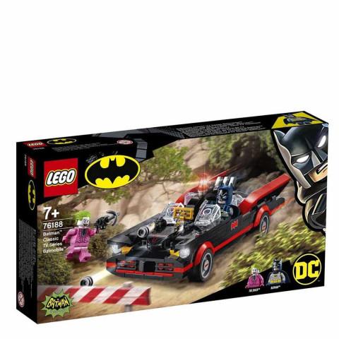 LEGO® Super Heroes 76188 Batman™ Classic TV Series Batmobile™, Age 7+, Building Blocks, 2021 (345pcs)
